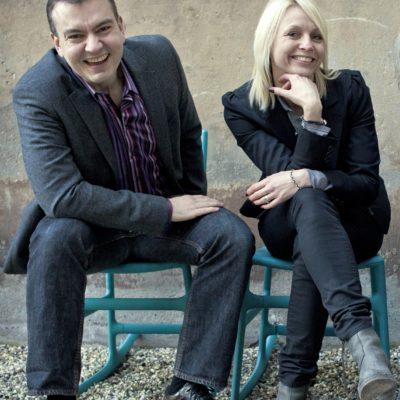 Alexander Kjerulf og Arlette Bentzen