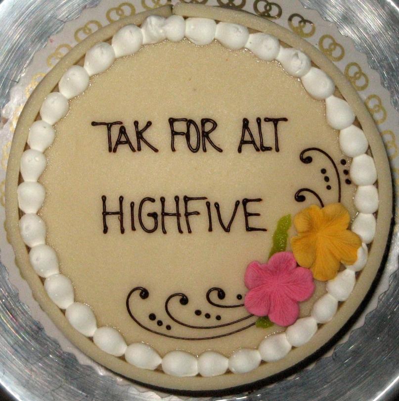 Kage med tak