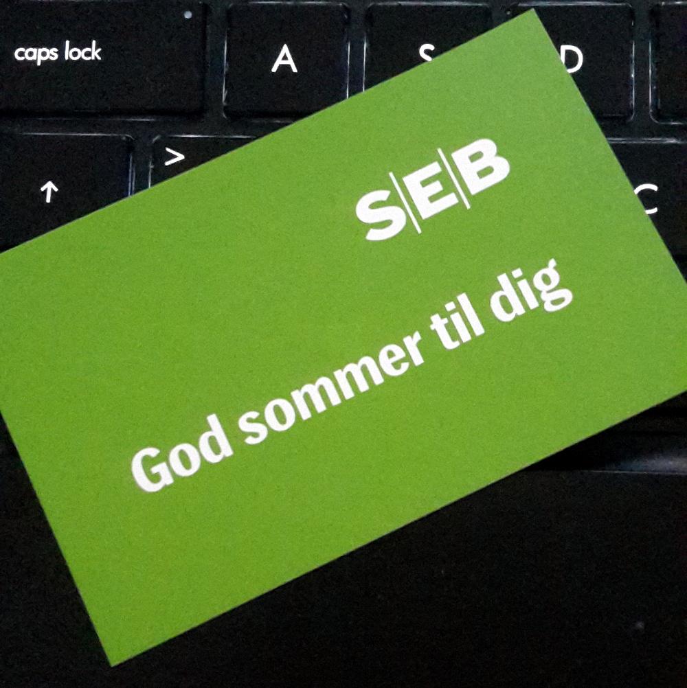 God sommer til dig