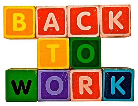 10 tip til arbejdsglæden efter ferien