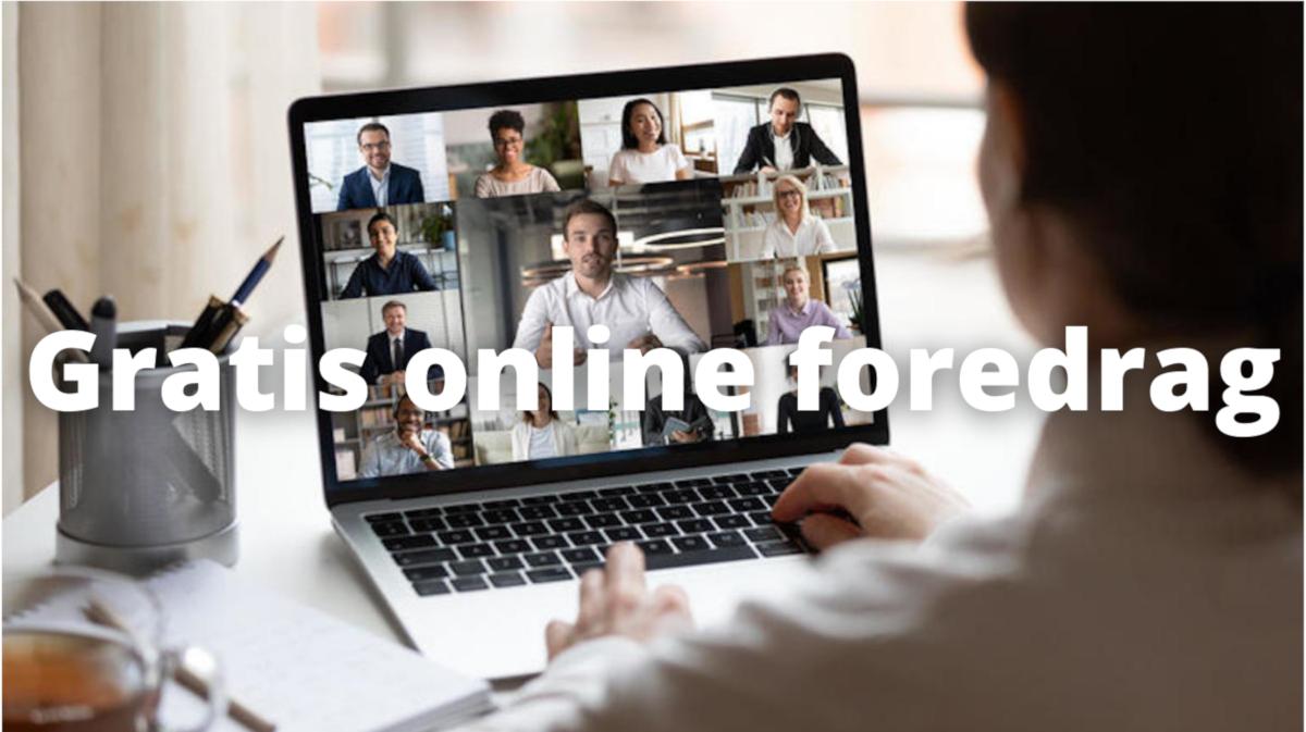 Gratis online foredrag