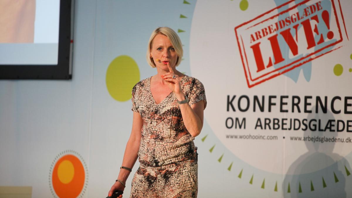 Arlette Bentzen: Mere feedback fremmer arbejdsglæden